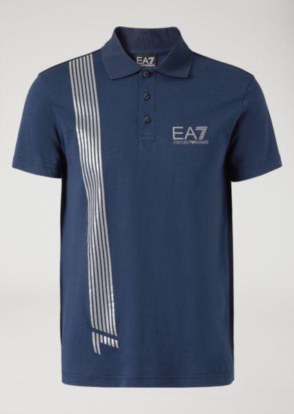 Мъжки поло шърт EA7